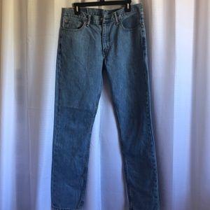 Levi 511 Jeans Men's W36 L34